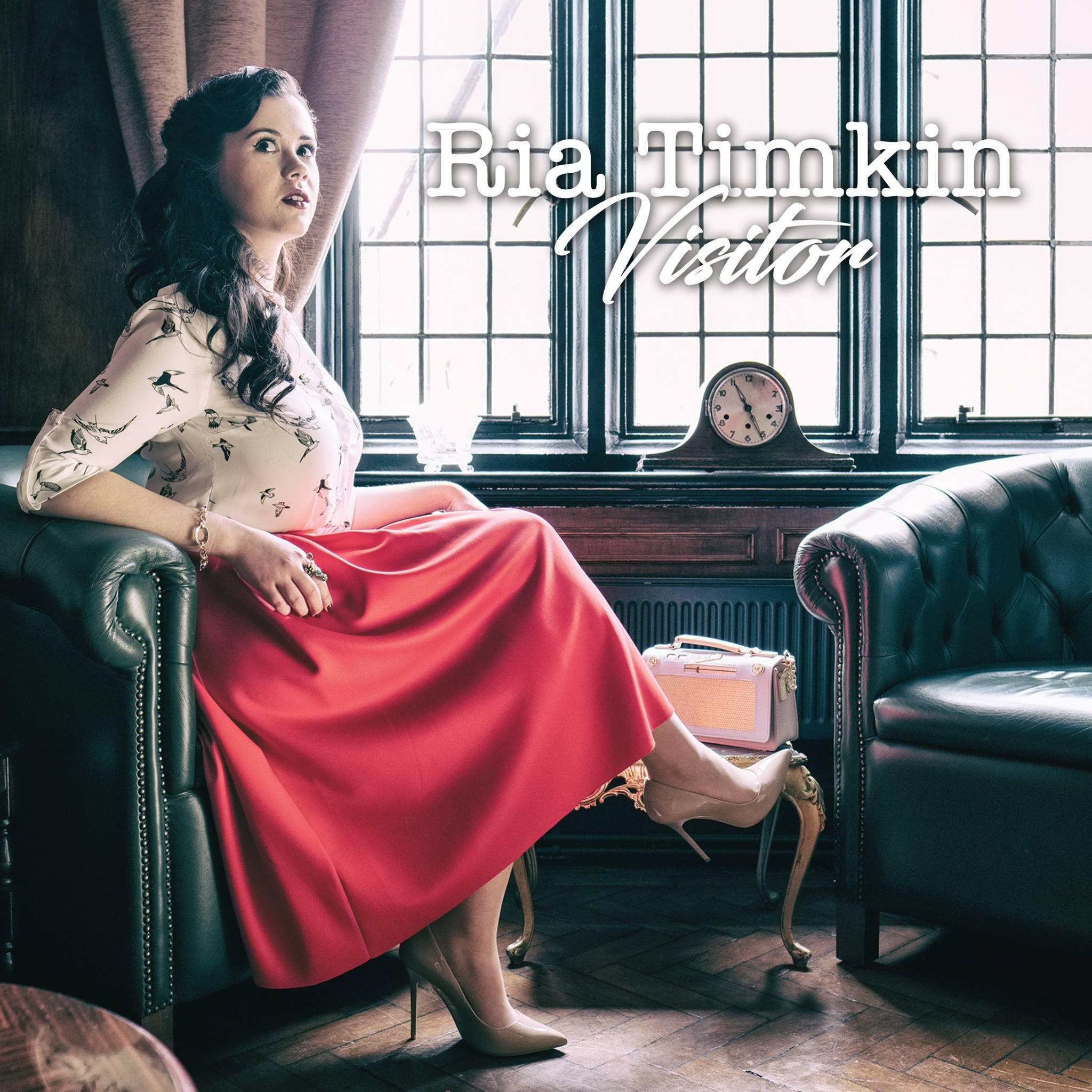 Ria Timkin - Visitor EP